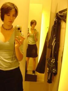 odile poisson | shopping at h&m | h&m, perpignan, france
