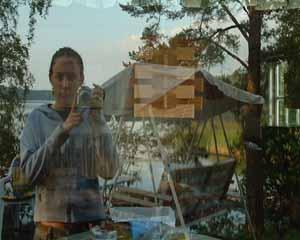 jessica egan | summer window | summer house, arboga, sweden