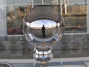 Colin O'Brien | Mirror Ball | London, UK