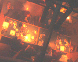 Drew Domkus | dinner reflection | wisconsin, menomonee falls, brisco county wood grill & saloon