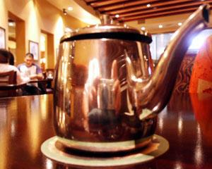 Robert D. Turner | I'm a little teapot! | Seattle, WA