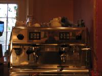 Jon   espresso machine   Somerset, England