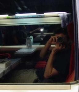 chris | paris train | Brussels, Belgium