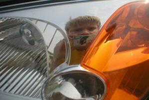 Brent Pickerd   Headlight