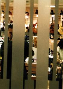 Mark Hegge | music shop | Sagamihara, Japan