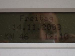 walter | phone display | leipzig, germany