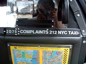 Christian Calzadillas | 212 NYC TAXI | New York, NY