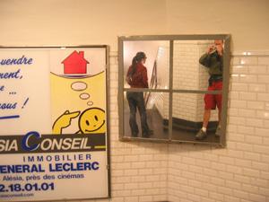 gwenha�l | metro, boulot, dodo | france, paris.