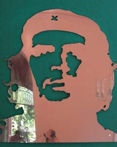 Brooks Miner | Che | Havana, Cuba