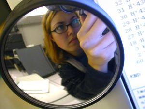 kelly | bored at work | Illinois