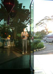 jill lejano | Dude, where's my car? | Makati, Philippines