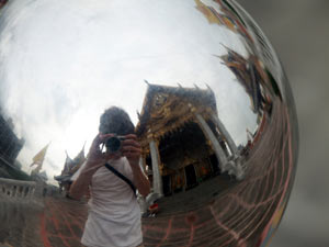 Philip Ashlock | Bangkok Wot | Bangkok, Thailand