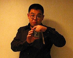 Tian | xmas eve 2003 | Phoenix, AZ
