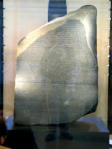 Mike Jones | Rosetta Stone at British Museum | Memphis, Tennessee USA