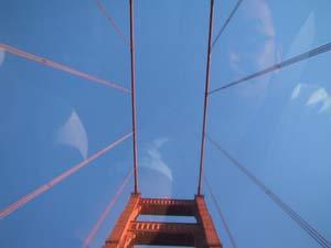 Jish   Golden Gate Bridge and Windshield   San Francisco, CA