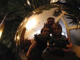 Szilvia B�di | christmas | Budapest, Hungary