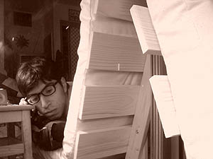 Jose Aparicio   Behind the Bed   Los Angeles, CA