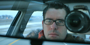 Brad Knapp | Driving to work in miserable Wisconsin winter 2 | Green Bay, WI