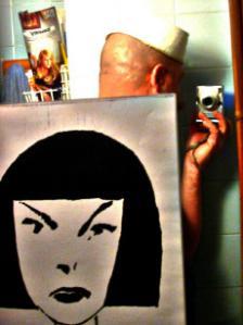 hugo solo   varla girl #5   barcelona.spain