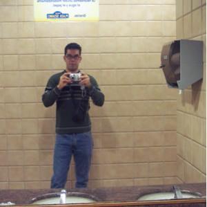 Romeo Marquez Guzman | Public restroom @ Sesame St. Park | Monterrey, Mexico