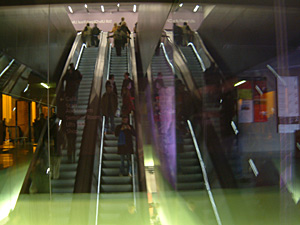 Jacob Jay | Reflected Escalation | Tate Modern, London