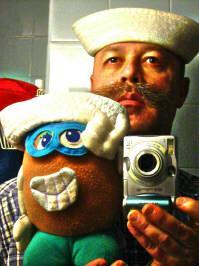 hugo solo | sailor Potato | barcelona.spain