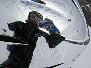 Flavio G | White snow | Monte Baldo (VR)