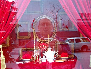 Allan O'Marra | Mirror In Window | Toronto