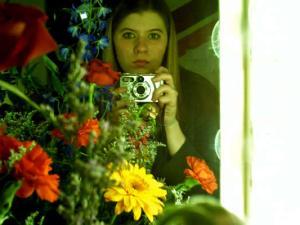 Sarah Elizabeth Zucker | Flower Face | Canton, OH