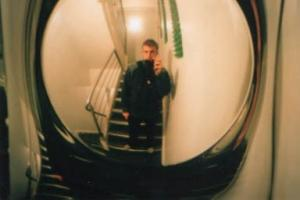 chris | staircase at work | london