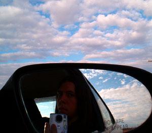 Josh Barnett | Objects in Mirror | El Paso, Texas