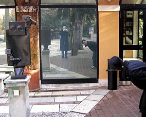 Raul Gutierrez | Guggenheim Courtyard | Venice, Italy