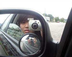 karen chan | In the car | Batu Pahat, Johor