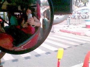 kc bautista | jeep and white lanes | san fernando,la union philippines