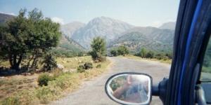 Mike Pearsall | Cretian Mountains | Crete, Greece