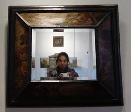 Susan Juan | Malm� mirror | Malm�hus Castle, Malm�, Sweden