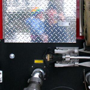 Jonathan | Fire Truck Mirror | Seattle, WA