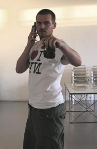 Frederik | Boring Business Phone Call | TheLab, �sterbro, Copenhagen, Denmark