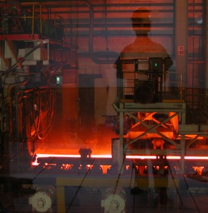 Laurent | steel plant