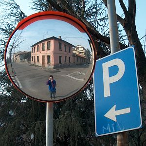 Fabio Pani | At the crossroads | Brugherio - Italy