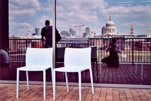 Audrey J | Will you sit with me? | London