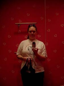 April B | Victoria's Secret dressing room | Missoula, MT