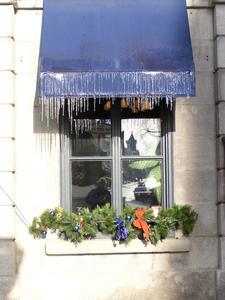 Alan Clifford | Window in Quebec | Quebec City