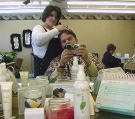 Wallace | At the beauty shop.... | Midland, Texas