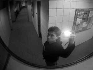 alex | Kidtuf in mirror | Everett
