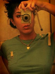 Dawn Nakaya | blue blouse | Orange County, Ca