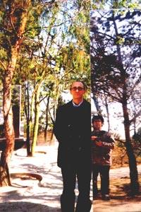 pippo marino | mirror trees | Paris