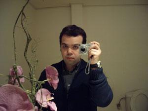 Guillermo Ruiz | Bathroom Reflection | Barcelona, Spain