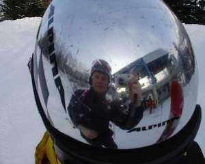 Zbyszek Nowicki | Helmet | Marilleva 1400 Italy