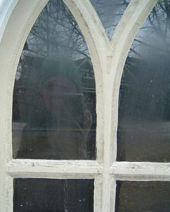 Jackie Sullivan | Weather Beaten Window | Aquinnah, Martha's Vineyard, MA